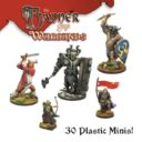 MagaCon Games_The Banner Saga- Warbands Game + Minis Combo 5