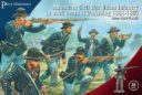 Perry Miniatures_American Civil War Union Infantry in sack coats skirmishing 1861-65 1