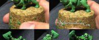 Scibor Miniatures zeigen auf Facebook neue Greens, ein Goblin auf einem Hund und einen Krieger, der sich dem Gott der Pestilenz verschrieben hat.