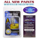 WizKids_Star Trek Attack Wing U.S.S. Enterprise-E (Repaint) 2