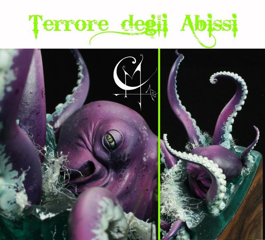 Aradia Miniatures: Kraken – Brückenkopf-Online com – das Tabletop