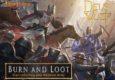 Fireforge Games haben das neue Starterset für Burn & Loot online gestellt.