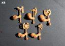 LKM_Lost_Kingdom_Miniatures_Chaoszwerge_indiegogo_3D_Prints_1