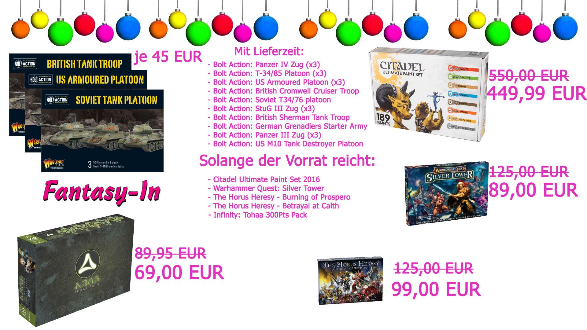 Weihnachtsangebote: Von allen etwas – Brückenkopf-Online.com – das ...