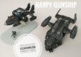 Clearhorizon Miniatures zeigen ein neues Bild ihres Harpy Gunships.