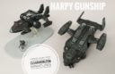 clearhorizon-miniatures-harpy-gunship