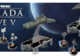 Mit Welle 5 für Star Wars Armada von Fantasy Flight Games kommen neben großen Schiffen auch neue kleine Flieger.