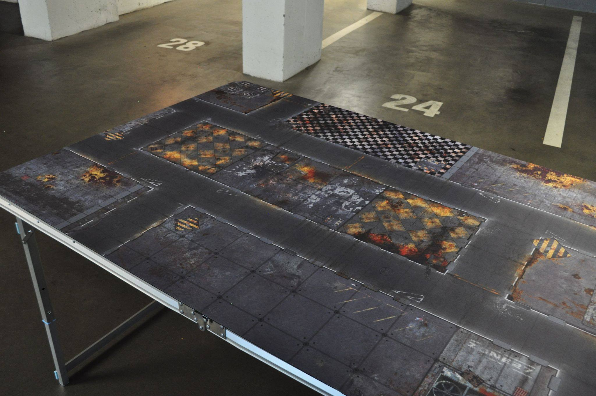 gamemat eu portabler spieltisch br ckenkopf. Black Bedroom Furniture Sets. Home Design Ideas