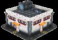 Bei Systema gibt es ein neues Gebäude und eine Menge gelaserte Acryl-Tokens und -Schablonen.