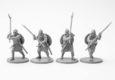 Von V&V Miniatures kommen neue Modelle für die Wikinger.