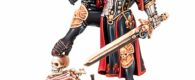 Games Workshop präsentiert in der Warhammer Community eine neue limitierte Miniatur, nämlich Adepta Sororitas Canoness Veridyan.