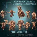 AM Atlantis Miniatures Preorders 1
