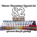 AP Army Painter Warpaints Upgrade Set 1