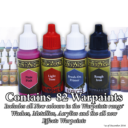 AP Army Painter Warpaints Upgrade Set 2
