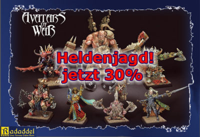 AdW Angebot Radaddel Avatars of War