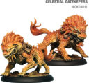 CMoN Wrath of Kings Shael Han Celestial Gatekeepers