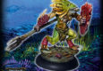 Für Deep Wars kommt bald ein neues Charaktermodell welches ab jetzt vorbestellt werden kann.
