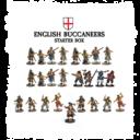 FLG Firelock English Buccaneers Starter Box