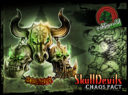 GG Goblin Guild SKULL DEVILS Fantasy Football Team 1