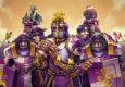 Greebo Games präsentieren Preview Bilder ihres Bretonen-Teams.