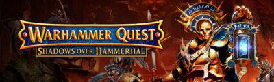 GW Warhammer Quest Shadows over Hammerhal 1