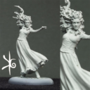 KM Knight Models Harry Potter Bellatrix Lestrange
