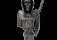 Micro Art Studio haben ihre Death Bust nun auch in der METALIZED-Variante im Programm.