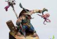 Bei RN Estudio gibt es zwei neue Modelle im Shop: Den Ork (Troll? Goblin? Hoboken?) Honuk und den Fantasy-Football Oger Grommarg!