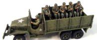 Rubicon Models zeigen auf Facebook bemalte Prototypen für Fahrzeugbesatzungen der US Army.