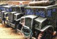 Stuart Binning hat seinen zweiten Kickstarter ins Leben gerufen. Diesmal werden Transportfahrzeuge für den Zweiten Weltkrieg angeboten.