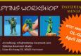 Am ersten Aprilwochenende veranstalten Tabletop Basement und Daydream Miniatures einen Modellierworkshop.