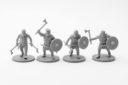 V&V Miniatures Vikings axemen
