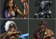 Für Wild West Exodus kommen neue Modelle.