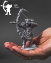 3D Orc and Goblin Miniatures Kickstarter 12