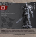 3D Orc and Goblin Miniatures Kickstarter 4