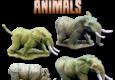 Acheson Creations haben einen Kickstarter gestartet um neue Dinos, prähistorische und moderne Tiere unters Volk zu bringen.
