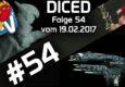 Die neueste Folge von Diced ist online!