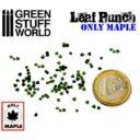 Green Stuff World_Miniature Leaf Punch MEDIUM PURPLE 2