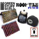 Green Stuff World_Miniature ROOF TILE Punch 1