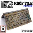 Green Stuff World_Miniature ROOF TILE Punch 3