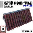 Green Stuff World_Miniature ROOF TILE Punch 4
