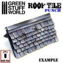Green Stuff World_Miniature ROOF TILE Punch 5