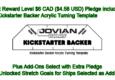 Der Kickstarter von Jovian Wars legt einen guten Start hin uns ist bereits finanziert.