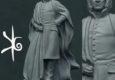 Knight Models zeigen die Miniatur für Severus Snape.