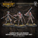 PiP Warmachine Caine's Hellslingers