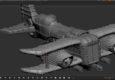 Auf Facebook wird ein Render eines neuen Flieger für Warzone Resurection gezeigt.