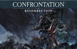 SD Confrontation Resurrection Banner