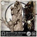 Steamforged Games_Guild Ball Brainpan & Memory