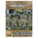 WG Warlord Konflikt 47 Daughters of the Motherland 1