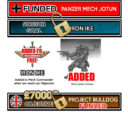 West Wind Productions_Panzer Mech Kickstarter Launch 12.1